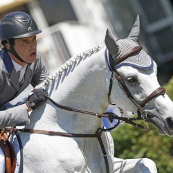 Posthumous honor for late showjumper Andres Rodriguez