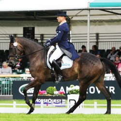 Michael Jung posts sub-35 score for early Burghley lead