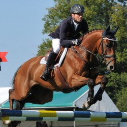 Michael Jung makes history with Burghley Horse Trials win