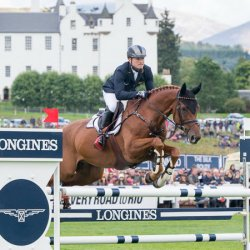 Michael Jung leads Germany to double gold at European Eventing Champs