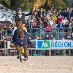 Vive la France as Astier Nicolas wins 4* Pau Horse Trials