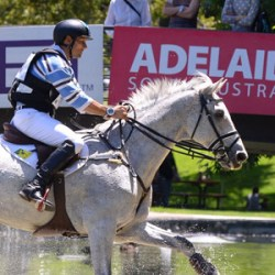 Quinella for Shane Rose at Adelaide 4* horse trials