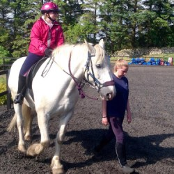 Indoor arena a step closer for disabled riders after £100K grant