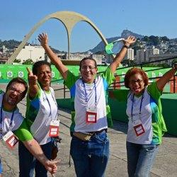 50,000 volunteers chosen so far for 2016 Rio Olympics