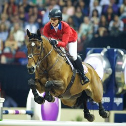 North American riders set sights Europe for World Cup Jumping final