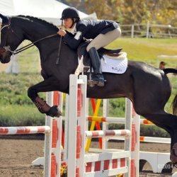 Eventer bounces back to win after serious eye injury