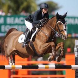Young gun: Reed Kessler eyes US jumping team spot for Rio 2016
