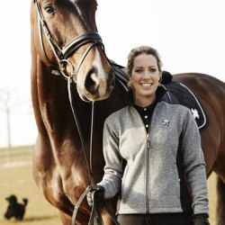 Introducing Charlotte Dujardin, supermodel!
