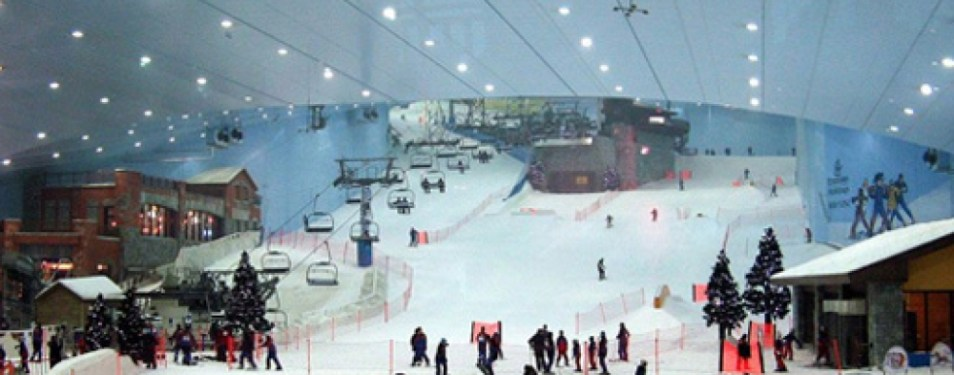 Durban warms up to the idea of a snow park...