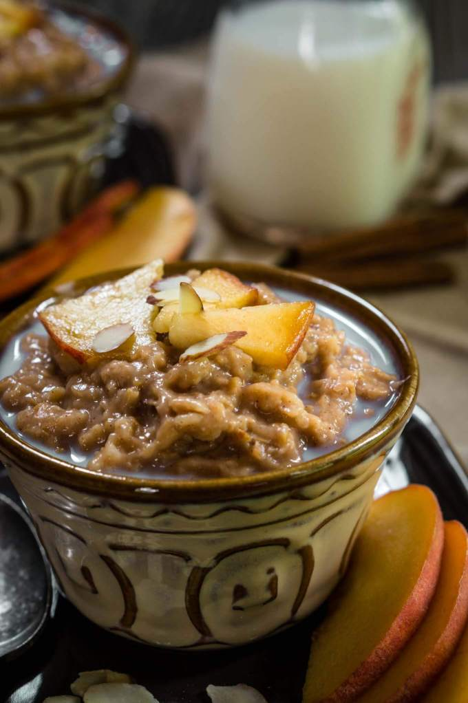 how to make steel cut oats in crock pot