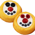 Friendship Cakes Items Needed: Hostess Shortcakes (1 pkg. makes 4 cakes) 1-8 oz. container of your favorite yogurt Assorted fresh berries DIRECTIONS: Place a Hostess Shortcake on a plate. Fill […]