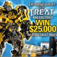 UPDATE: This contest is now over, stay tuned for more fun! Transform Your Treat! Play the Hostess Transformers online game and YOU could win up to $25,000 or many other […]