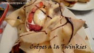 These delicious photos of Twinkie Crepes come from the awesome blog ofwww.flickr.com/camknows  This is a simple recipe for a nice warm or cold snack. Cut yummy Twinkies, add fresh […]