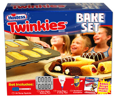 Official Hostess Twinkies Bake Set