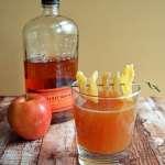 Fireside Bourbon Cider