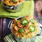 One Pot Creamy Jalapeno Popper Chicken and Rice