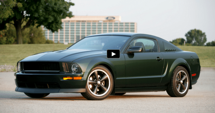 Limited Edition 2009 Ford Mustang Bullitt Review Hot Cars