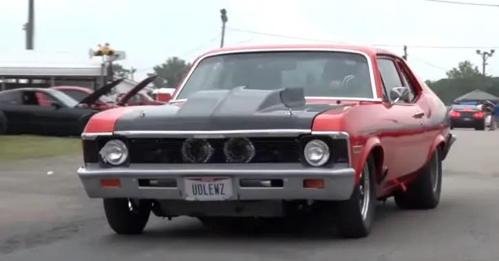 Twin Turbo Chevy Nova For Sale Autos Post