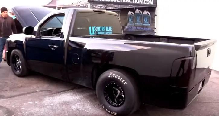 Chevy Car 2016 >> Brutal Twin Turbo Chevy Silverado | Drag Racing | HOT CARS