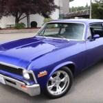 custom 1972 chevy nova video review