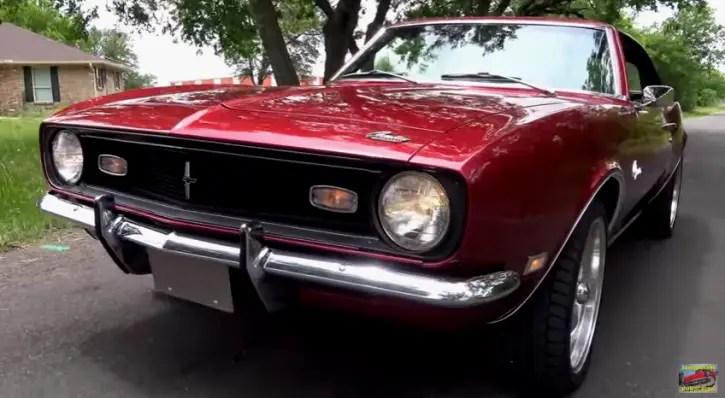 Custom Built 1968 Camaro Zz4 Review Amp Test Drive Hot Cars