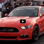 hellion twin turbo mustang gt drag racing