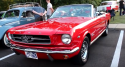 convertible 1965 ford mustang 289 video