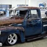 high end 1951 chevy 3100 custom truck