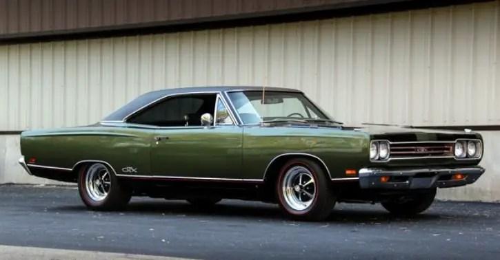 Prime 1969 Plymouth Gtx 440 V8 Restoration Hot Cars