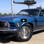 1970 ford mustang boss 302 survivor