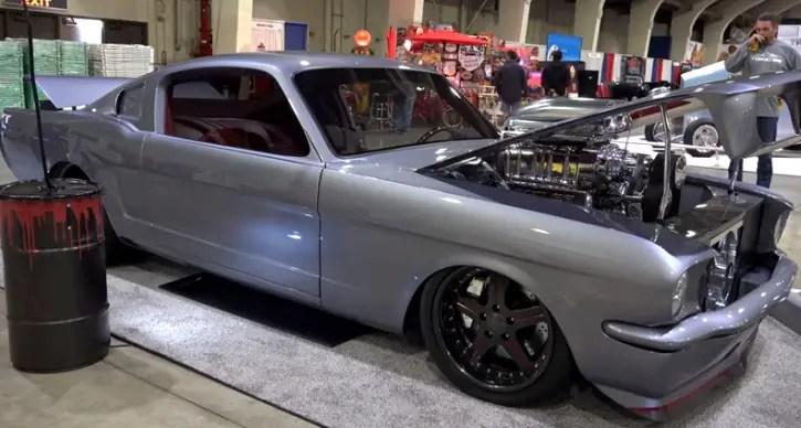 Killer custom 1966 mustang toxic 66 in details hot cars 1966 ford mustang toxic 66 sciox Choice Image