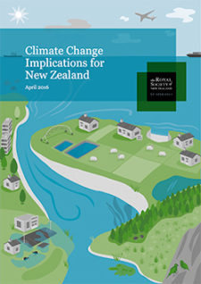 Coming soon: RSNZ reports on NZ climate impacts and mitigation options