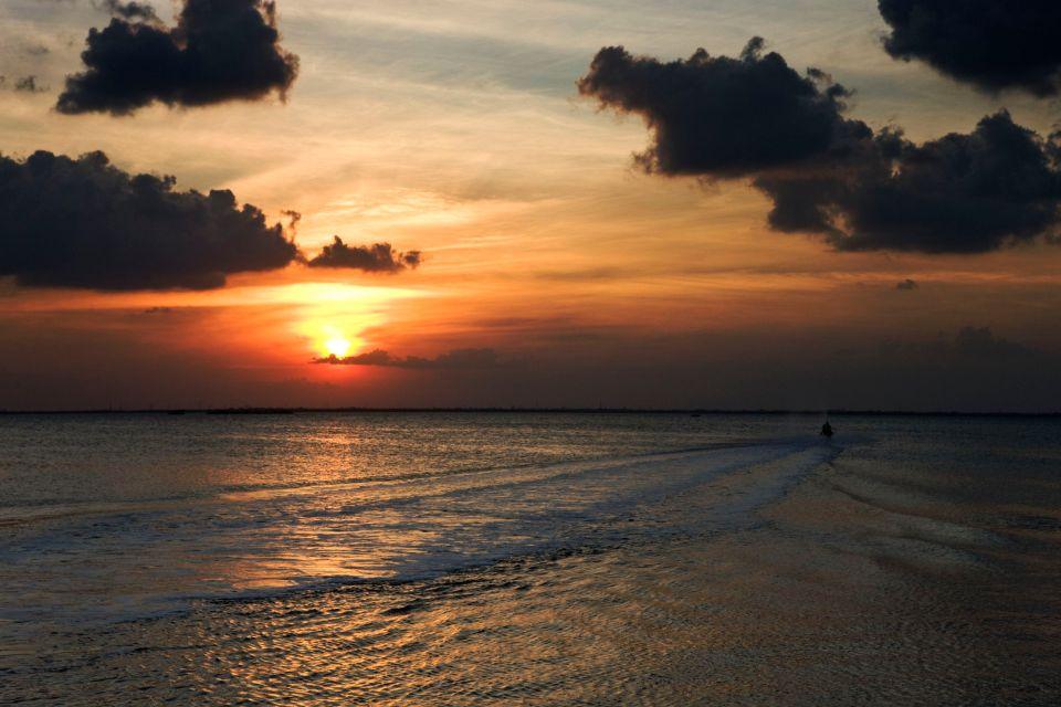Atardecer en Riviera Maya