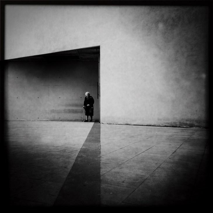 Los paseos geométricos 4, 2016 © Andrés Cañal