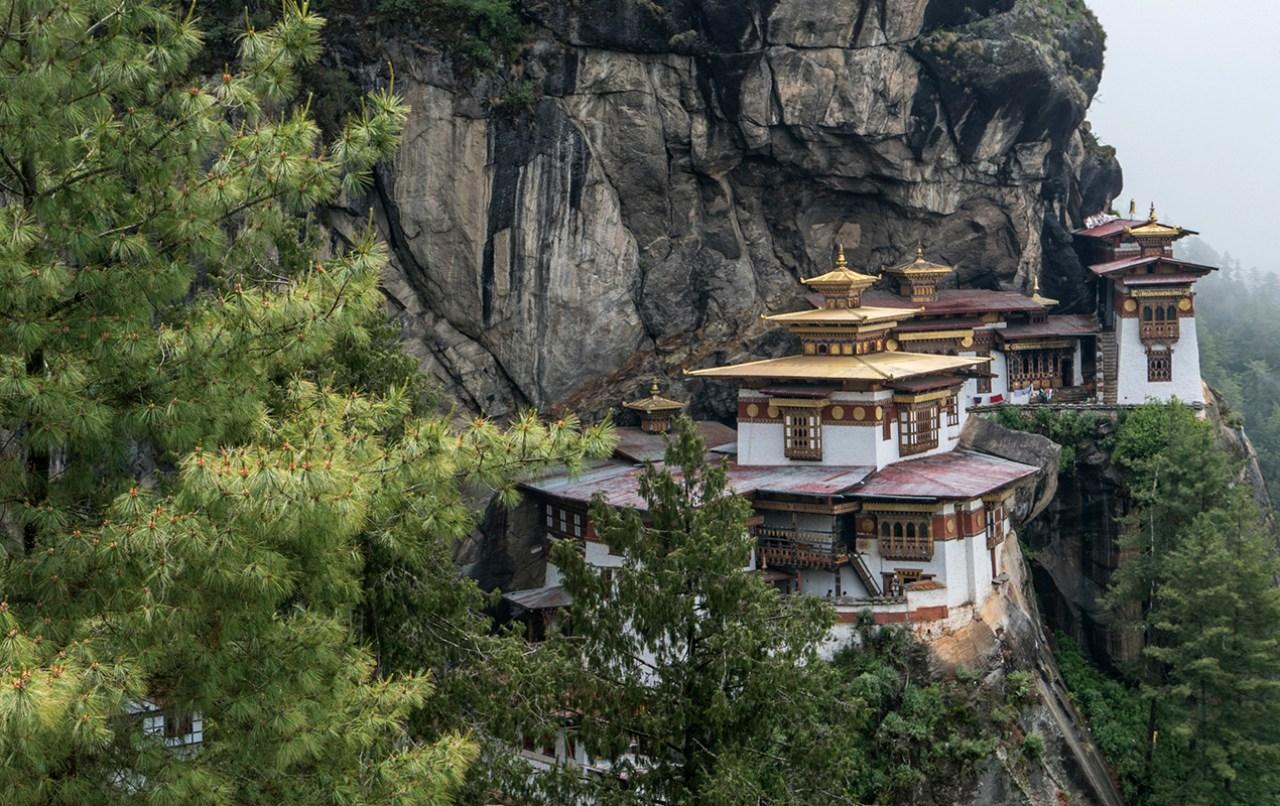 BHUTAN PORTADA