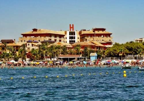 Hotel costa Narejos en Murcia