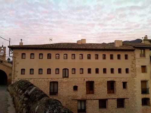 La Fábrica de Solfa, Beceite, Teruel