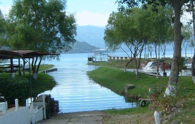 Hoteles  en el Lago de Yojoa