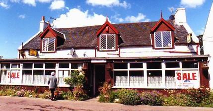 The Ferry Inn, Kintyre (c) 2001