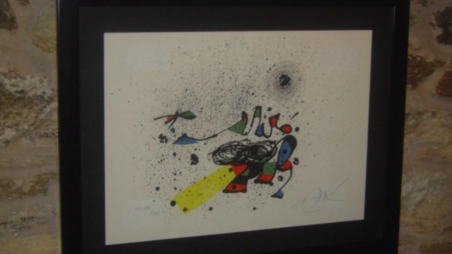 Miró, obra gráfica