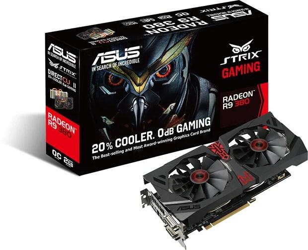 ASUS Radeon R9 380 4GB