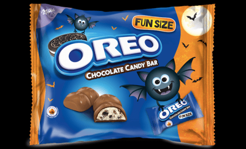 Medium Of Oreo Chocolate Candy Bar