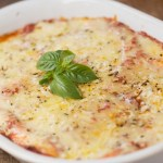 Spinach and Sweet Potato Cannelloni