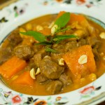 Massaman Lamb Curry with Sweet Potato