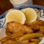 Beer Battered Fish and Chips and…Happy New Year