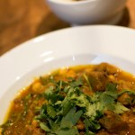 Moroccan Lamb Harira Soup and 'You Need to Rest'