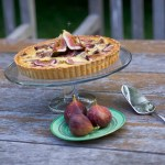 Baked Fig Tart