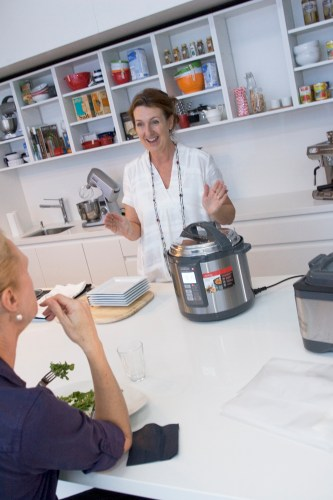 The pressure cooker that's also a slow cooker and a rice cooker
