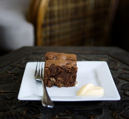 Incaberry Chocolate Brownies