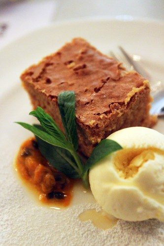 Carl's dessert